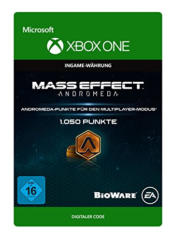 Mass Effect: Andromeda - 1050 Points [Xbox One - Download Code]