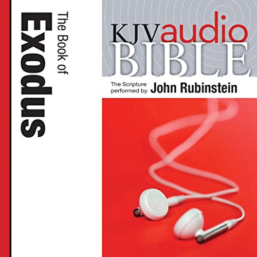 King James Version Audio Bible: The Book of Exodus cover art