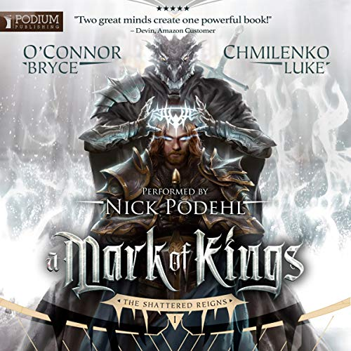 A Mark of Kings audiobook cover art
