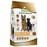 GranataPet Liebling's Mahlzeit Adult Geflügel, Trockenfutter für Hunde, Hundefutter ohne Getreide & ohne Zuckerzusätze, Alleinfuttermittel, 10 kg