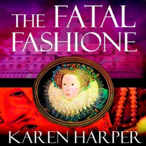 The Fatal Fashione audiobook cover art