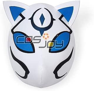 aition Win Star Exorcists Adashino Benio Mask EVA Cosplay Prop - 2999
