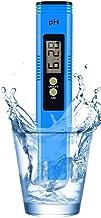 PH متر ، PH متر 0.01 PH با دقت بالا تستر کیفیت آب با دامنه اندازه گیری 0-14 PH ، متر TDS برای آب / آبجو / غذا / خاک / سس / آزمایشگاه ، تستر PH دیجیتال