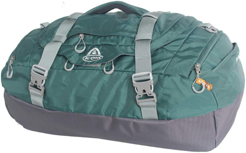 EverGrünPro Wanderrucksack mit Schultergurt 55 45 Liter zum Wandern Trekking Camping Sport Feldeinsatz Einkaufen