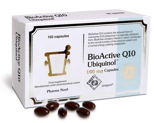 Pharma Nord Bio-Active Q10 Ubiquinol (Active QH) 100mg-150caps