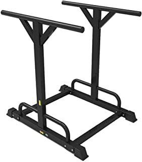 ZJETVO Multifunctional Exercise Equipment, Parallette Bars Exercise Pole Versatile Push Up & Dip Bars for Strength Workout...