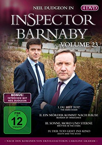 Inspector Barnaby, Vol.23 (4 DVDs)