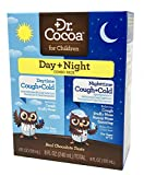Dr. Cocoa Cough and Cold Medicine for Kids, Day and Night...