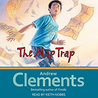 The Map Trap cover art