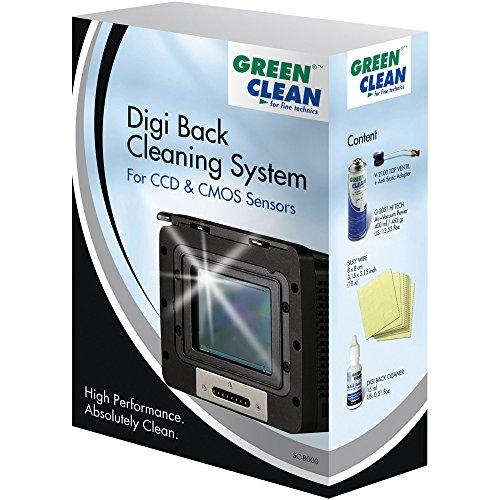 Preisvergleich Produktbild Green Clean Digi Rücksensor-Reinigungsset