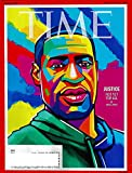 TIME Magazine (May 10 - 17, 2021) GEORGE FLOYD Cover