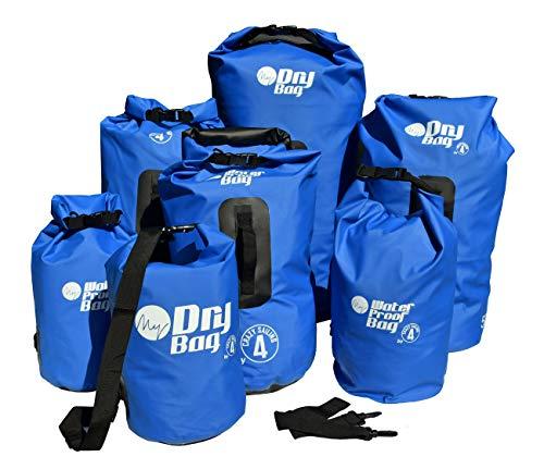 Navyline Dry Bag waterdichte roltas 10 tot 60 liter