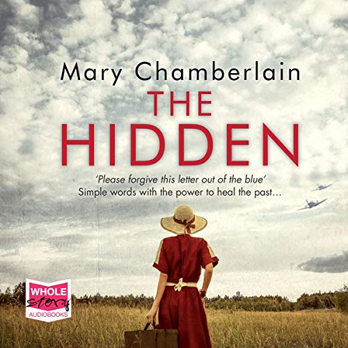 The Hidden audiobook cover art