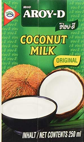 AROY-D Kokosnussmilch, 12 x 250 ml