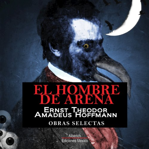 El hombre de arena [The Sandman] audiobook cover art