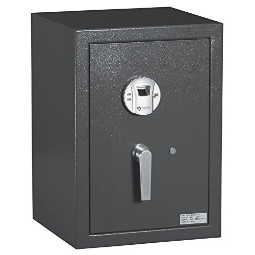 Fingerprint Safe Biometrics Access Burglary Protection