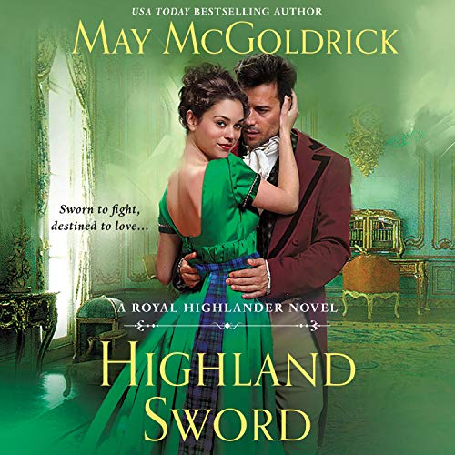 Highland Sword Audiobook By May McGoldrick cover art