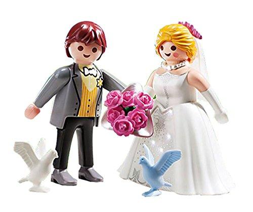 Playmobil 5163. Pareja de novios. Especial tarta de boda