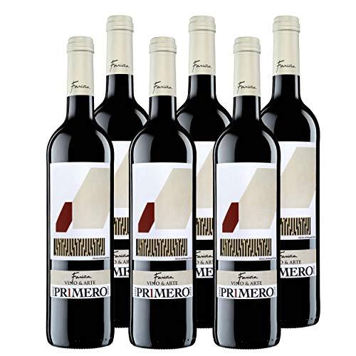 Vino de Toro Fariña Primero 2020 (6 bot x 75 cl.) - Vino Primero de la añada vino tinto joven de Maceración Carbónica, afrutado, fresco,