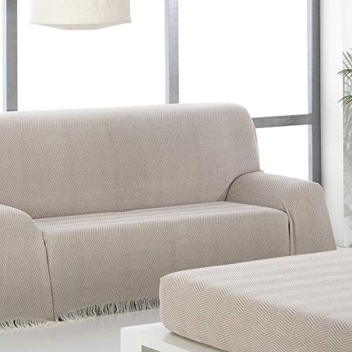 MERCURY TEXTIL- Mehrzweck-Tagesdecke Sofa, Decke F...