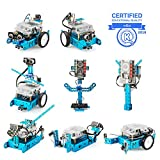 Makeblock mBot & mBot Ranger Paquete de Complementos Variedad Gizmos, Robot 8-en-1 Paquete Adicional, 8 Formas