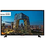 Sharp Aquos LC-40CF5E - 40' Full HD LED TV, DVB-T2/S2, 1920 x 1080 Pixels, Nero, suono Harman...