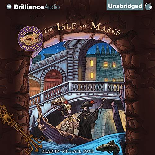 The Isle of Masks Titelbild
