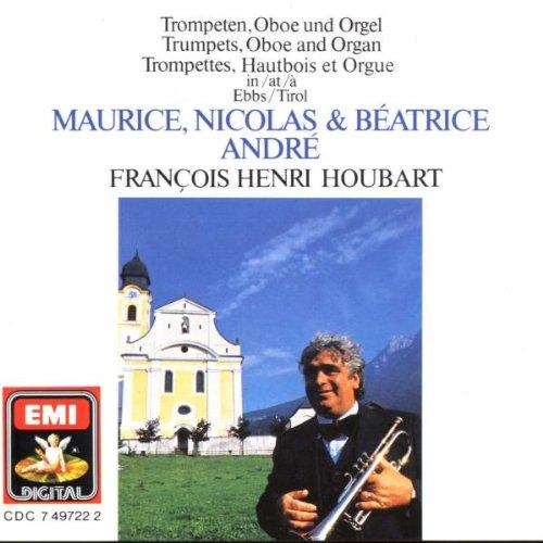 Trompeten, Oboe und Orgel In Ebbs