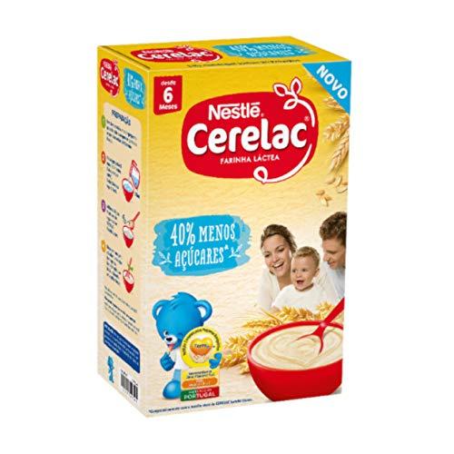 Cerelac Harina Láctea -40% Azúcares 2 x 500g