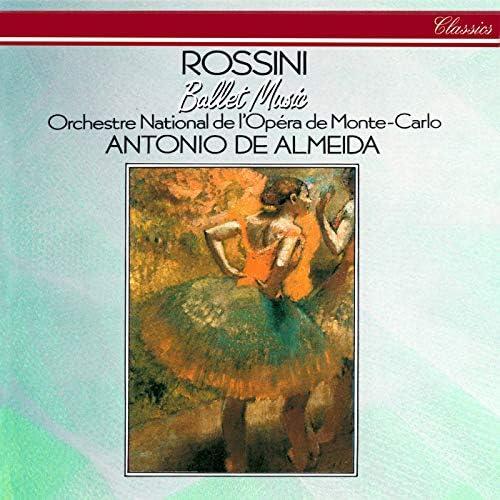 Antonio de Almeida & Orchestre National de l'Opéra de Monte-Carlo