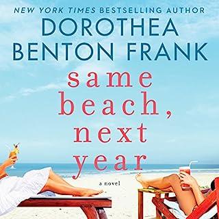 Same Beach, Next Year audiobook cover art