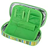 Insulin Case - Portable Diabetic Insulin Cooler Bag Organizer Medical Insulation Cooling Travel Case with Insulation Liner
