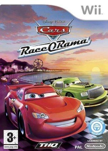 THQ Cars Race-O-Rama, WII, FR - Juego (WII, FR, FRE, NTSC/PAL)