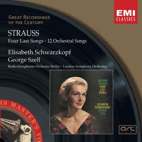 Strauss: 4 Letzte Lieder / 12 Orchesterlieder