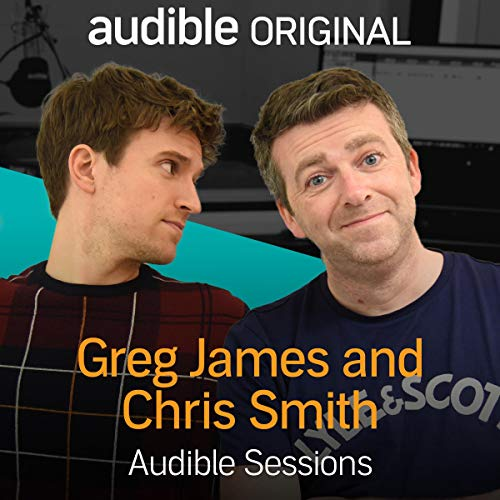 Greg James & Chris Smith audiobook cover art