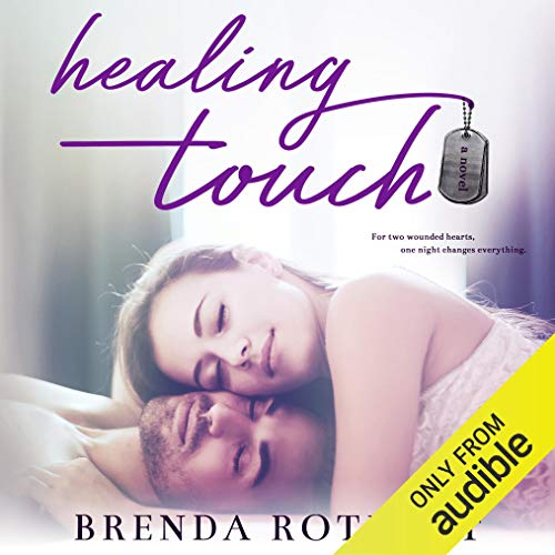 Healing Touch audiobook cover art