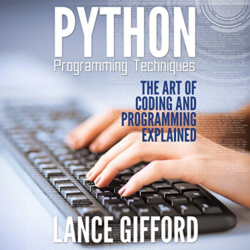 Python Programming Techniques cover art