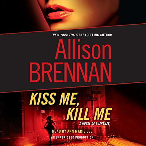 Kiss Me, Kill Me cover art