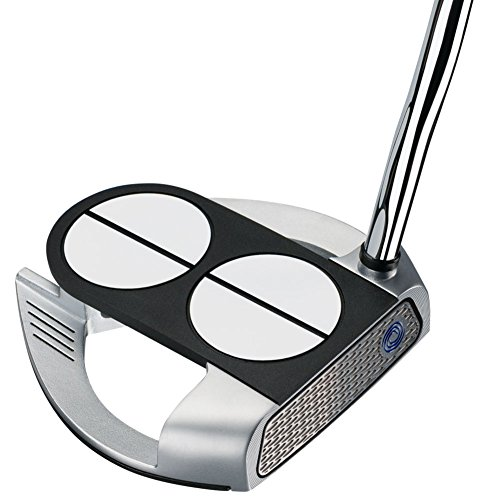 Why Choose Odyssey Golf Men's Lined Versa with Superstroke Grip Works 2-Ball Fang Tank Putter