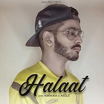 Halaat (feat. Aiesle)