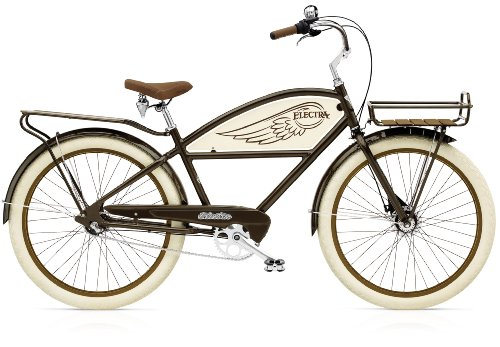 Electra Delivery 3i Olive, 144156