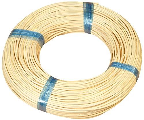 Graines créatives - Corda di rattan naturale, Diametro: 0,5 mm, Peso: 250 g