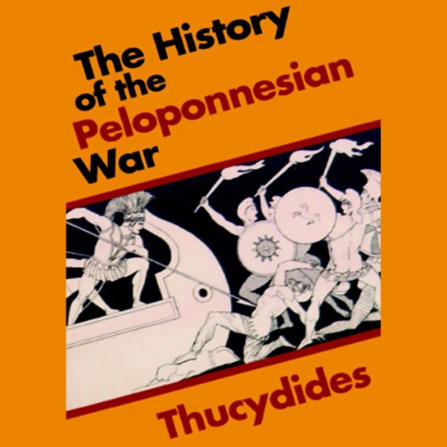 The History of the Peloponnesian War audiobook cover art