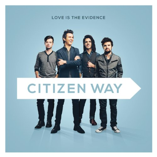 Love Is The Evidence Album Cover