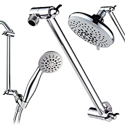 10 Best Shower Head With Wall Mounts