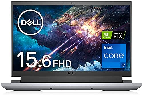Dell ゲーミングノートパソコン Dell G15 5511 ファントムグレー Win10/15.6FHD/Core i7-11800H/16GB/512GB SSD/RTX3060/Webカメラ/無線LAN NG7F5A-BNL【Windows 11 無料アップグレード対応】