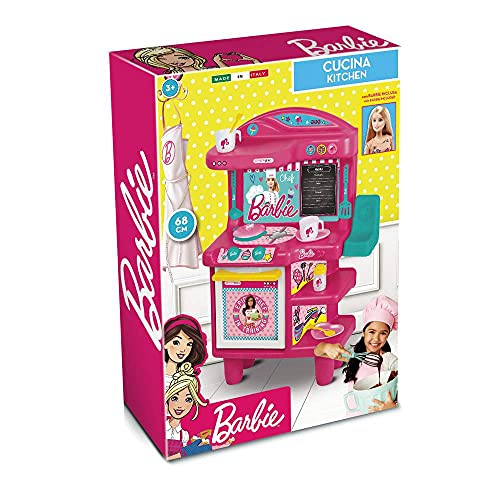Grandi Giochi Cocina de Barbie, 68 cm, GG00597 (8051362005976)