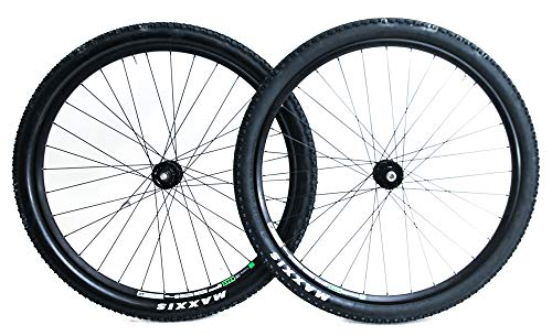 DT Swiss 499d 29er Bike Wheelset Tires 12x142 15x100 Thru Axle Shimano 11s New