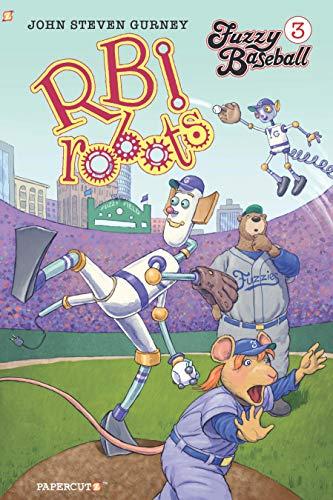 Fuzzy Baseball Vol. 3: R.B.I. Robots (English Edition)
