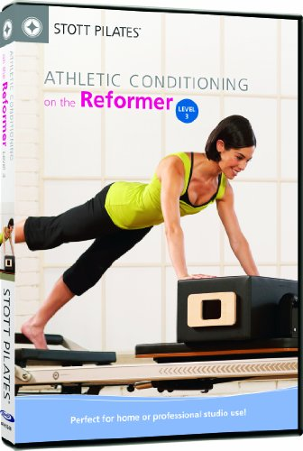 STOTT PILATES Athletic Conditioning on The Reformer, Level 3